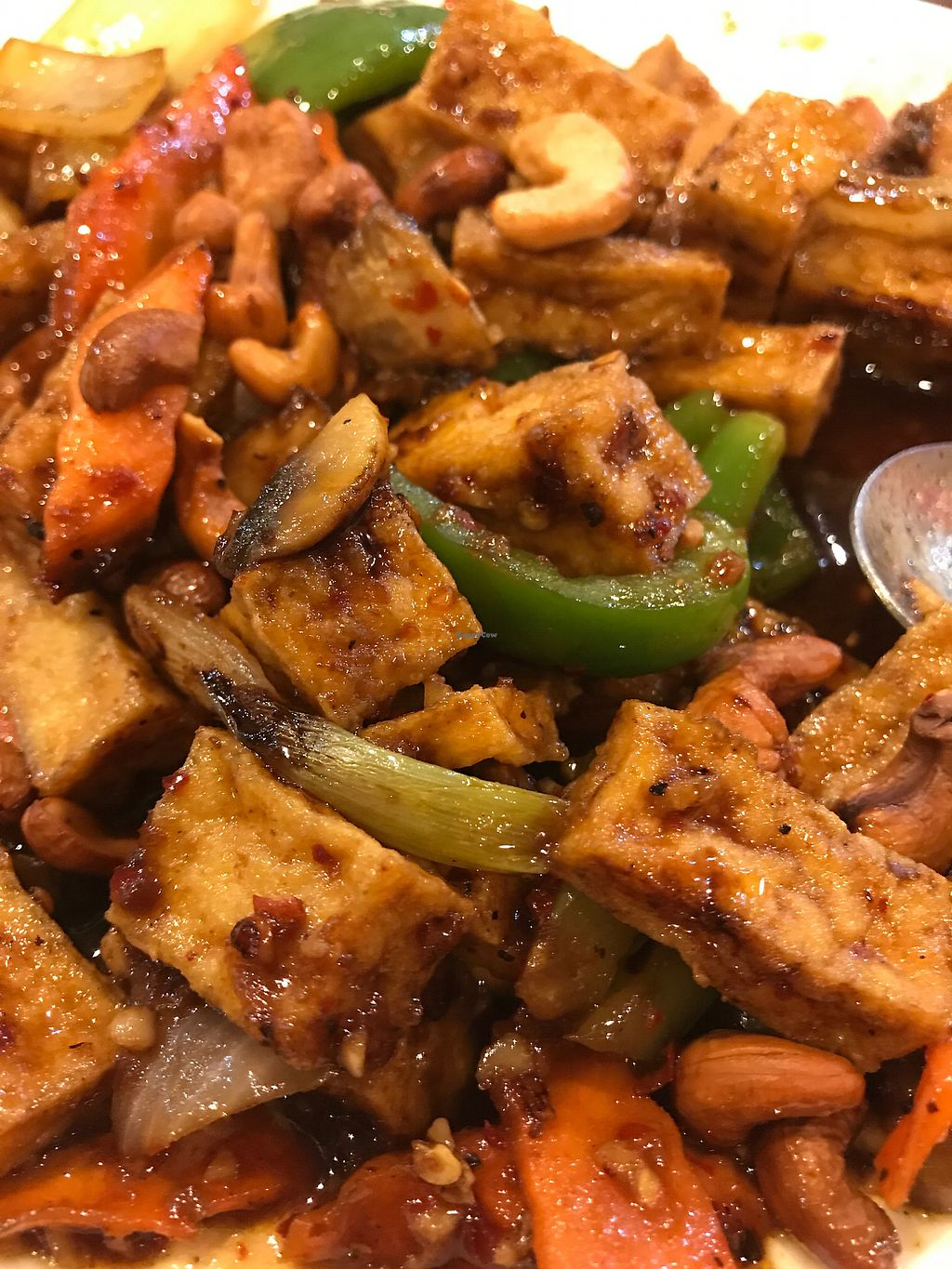 """Photo of Basil House  by <a href=""""/members/profile/HaileyMacd"""">HaileyMacd</a> <br/>Cashew Lovers with tofu <br/> September 18, 2017  - <a href='/contact/abuse/image/101220/305808'>Report</a>"""