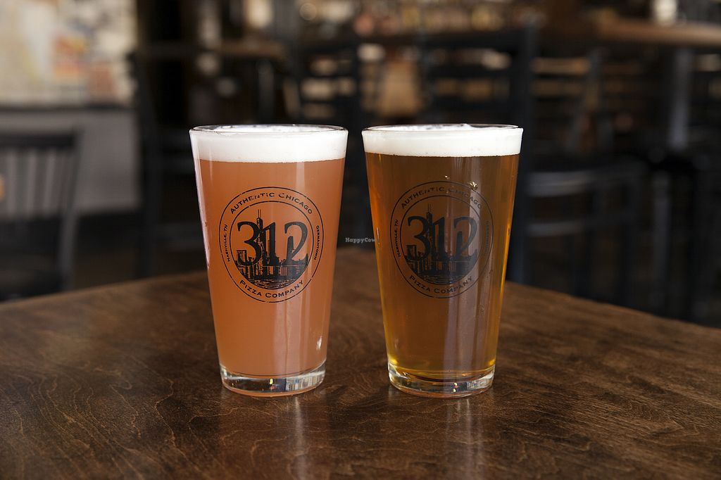 """Photo of 312 Pizza Company  by <a href=""""/members/profile/stacibockman"""">stacibockman</a> <br/>Great draft beers <br/> September 18, 2017  - <a href='/contact/abuse/image/101234/305851'>Report</a>"""