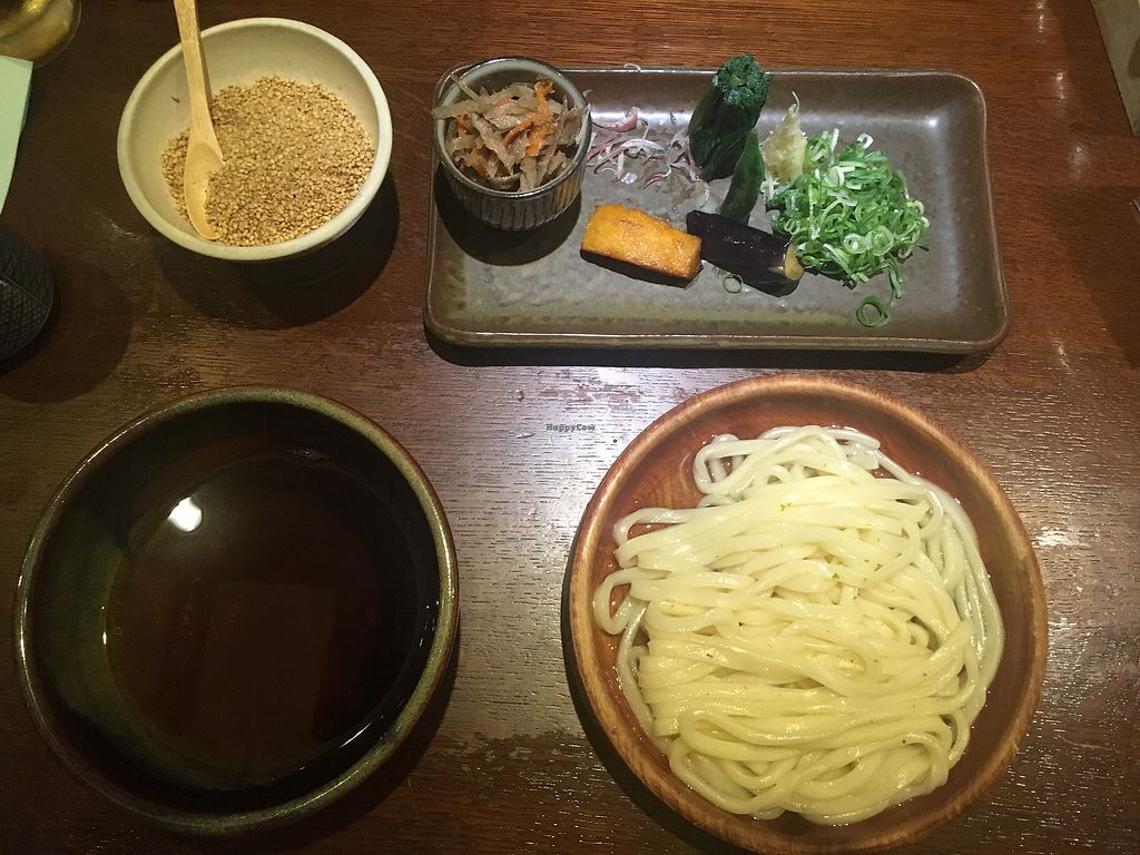 """Photo of Omen  by <a href=""""/members/profile/Sterling"""">Sterling</a> <br/>Vegan broth with Udon and veggies.  <br/> September 26, 2017  - <a href='/contact/abuse/image/101253/308656'>Report</a>"""