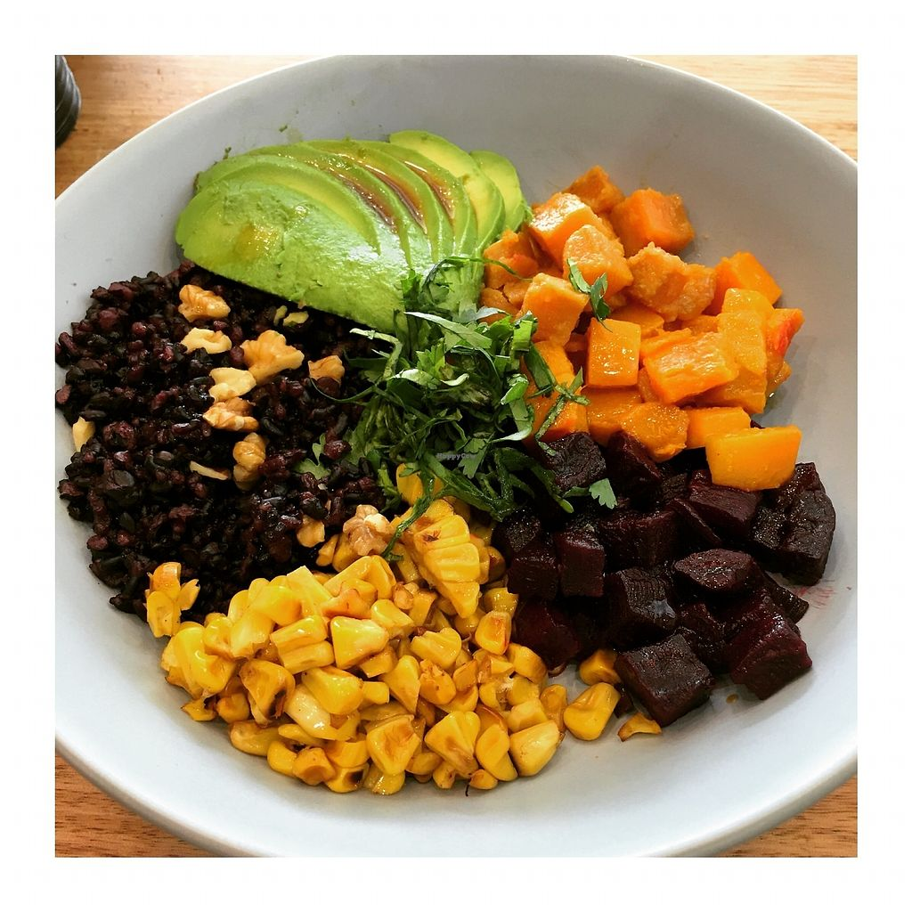 "Photo of HappyFolk  by <a href=""/members/profile/ElenaSimak"">ElenaSimak</a> <br/>Warm Black Rice Bowl <br/> September 19, 2017  - <a href='/contact/abuse/image/101285/306212'>Report</a>"