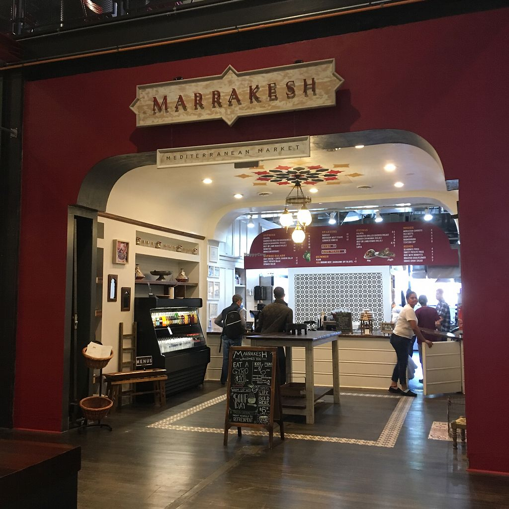 "Photo of Marrakesh Mediterranean Kitchen  by <a href=""/members/profile/KatieBush"">KatieBush</a> <br/>Storefront  <br/> April 17, 2018  - <a href='/contact/abuse/image/101336/387316'>Report</a>"