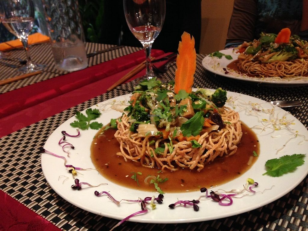 """Photo of Tuanzen  by <a href=""""/members/profile/Steph06"""">Steph06</a> <br/>Ouah !! Excellent vegan plate ! <br/> October 17, 2017  - <a href='/contact/abuse/image/101339/316053'>Report</a>"""