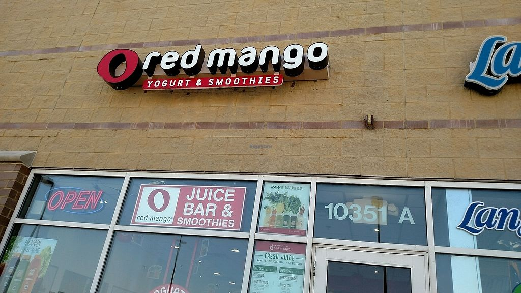 "Photo of Red Mango  by <a href=""/members/profile/RosieTheVegan"">RosieTheVegan</a> <br/>Red Mango <br/> September 21, 2017  - <a href='/contact/abuse/image/101346/306759'>Report</a>"