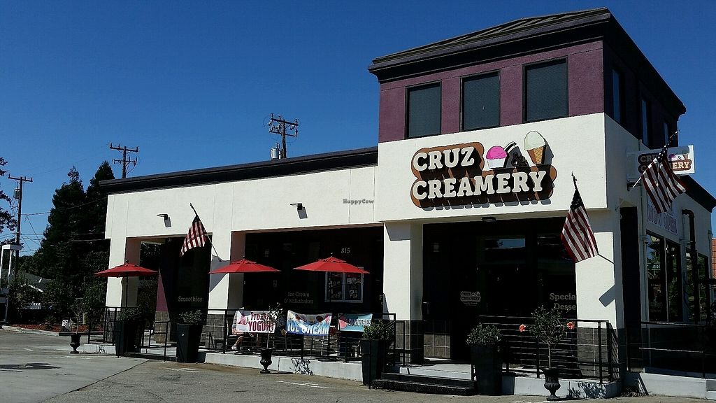 """Photo of Cruz Creamery  by <a href=""""/members/profile/Conniemm"""">Conniemm</a> <br/>outside <br/> September 28, 2017  - <a href='/contact/abuse/image/101359/309534'>Report</a>"""