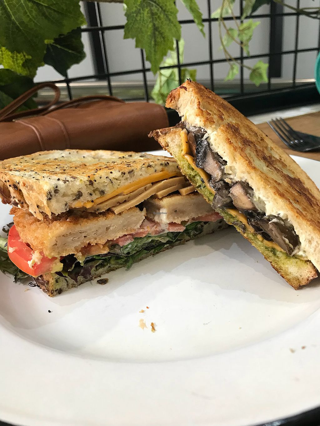 "Photo of Shift Eatery  by <a href=""/members/profile/dazedkiwi"">dazedkiwi</a> <br/>Club sandwich & shroom toastie  <br/> March 31, 2018  - <a href='/contact/abuse/image/101383/378675'>Report</a>"