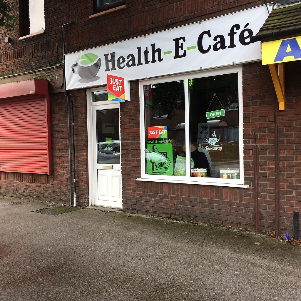 """Photo of REMOVED: Health-E-Cafe  by <a href=""""/members/profile/Hoggy"""">Hoggy</a> <br/>Outside the Health-E-Cafe <br/> September 23, 2017  - <a href='/contact/abuse/image/101400/307479'>Report</a>"""