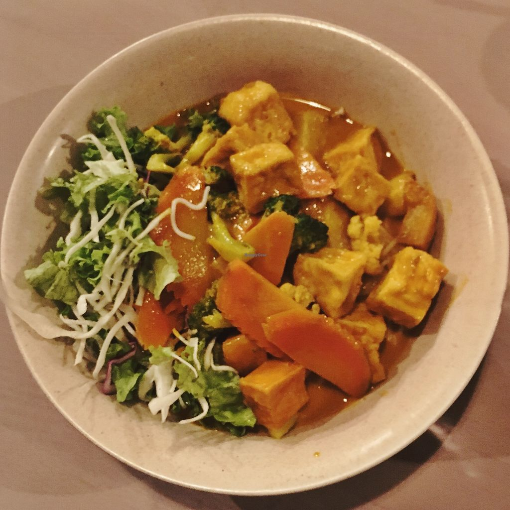 """Photo of Mivadu  by <a href=""""/members/profile/Domi1993"""">Domi1993</a> <br/>Sweet potato tofu curry <br/> September 22, 2017  - <a href='/contact/abuse/image/101423/306977'>Report</a>"""