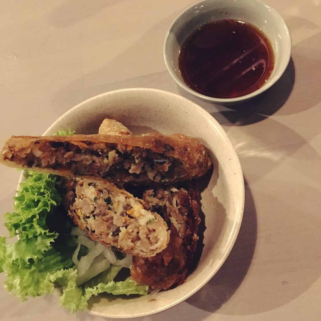 """Photo of Mivadu  by <a href=""""/members/profile/Domi1993"""">Domi1993</a> <br/>Soy mince spring rolls <br/> September 22, 2017  - <a href='/contact/abuse/image/101423/306978'>Report</a>"""