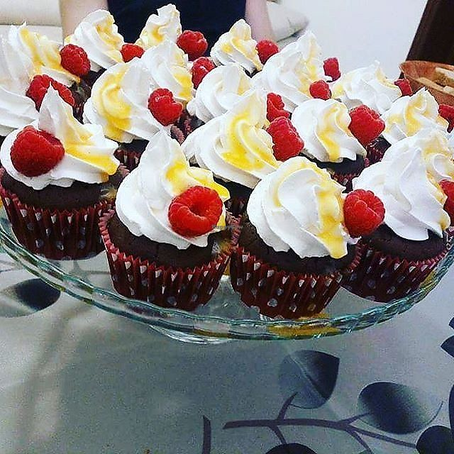 """Photo of Freedom Cakes  by <a href=""""/members/profile/IsiDixie"""">IsiDixie</a> <br/>Chocolate, whiped cream and vanilla cupcakes 100% vegan Cupcakes de chocolate con nata y sirope de vainilla 100% veganos <br/> September 22, 2017  - <a href='/contact/abuse/image/101451/307191'>Report</a>"""