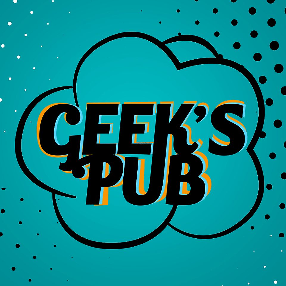 """Photo of Geek's Pub  by <a href=""""/members/profile/itsumiyo"""">itsumiyo</a> <br/>Geek's pub logo <br/> September 23, 2017  - <a href='/contact/abuse/image/101499/307352'>Report</a>"""