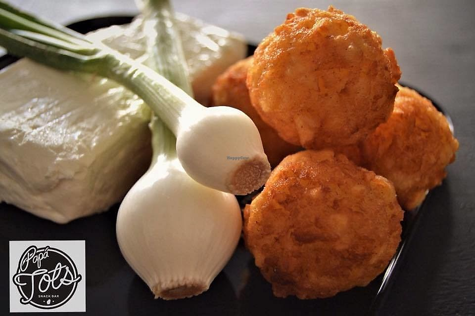 """Photo of PapaTots  by <a href=""""/members/profile/PapaTots"""">PapaTots</a> <br/>Cream cheese and green onion PapaTots <br/> October 21, 2017  - <a href='/contact/abuse/image/101575/317337'>Report</a>"""