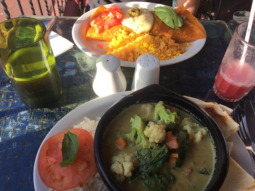 """Photo of Cafe Mosaico  by <a href=""""/members/profile/Dianebg"""">Dianebg</a> <br/>Thai curry  <br/> December 8, 2017  - <a href='/contact/abuse/image/101578/333311'>Report</a>"""