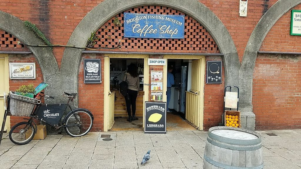 """Photo of Brighton Fishing Museum Coffeeshop  by <a href=""""/members/profile/eric"""">eric</a> <br/>outside <br/> October 8, 2017  - <a href='/contact/abuse/image/101626/313096'>Report</a>"""