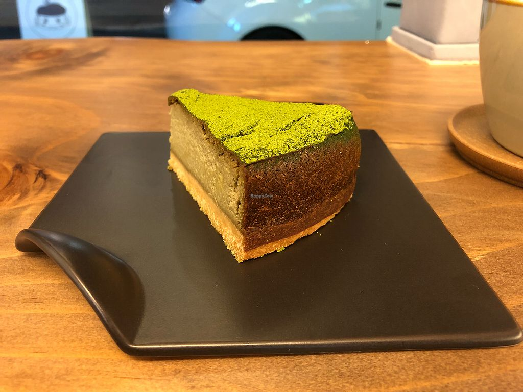 """Photo of Soiroum  by <a href=""""/members/profile/Knauji82"""">Knauji82</a> <br/>Matcha cake <br/> December 7, 2017  - <a href='/contact/abuse/image/101658/333058'>Report</a>"""