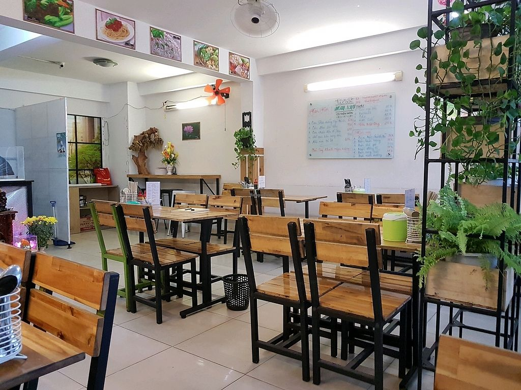"""Photo of Thanh Khiet - Am Thuc Chay  by <a href=""""/members/profile/PeterRichards"""">PeterRichards</a> <br/>inside the restaurant <br/> September 26, 2017  - <a href='/contact/abuse/image/101680/308539'>Report</a>"""