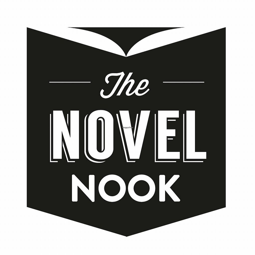 "Photo of The Novel Nook  by <a href=""/members/profile/karlaess"">karlaess</a> <br/>Logo <br/> September 26, 2017  - <a href='/contact/abuse/image/101687/308587'>Report</a>"