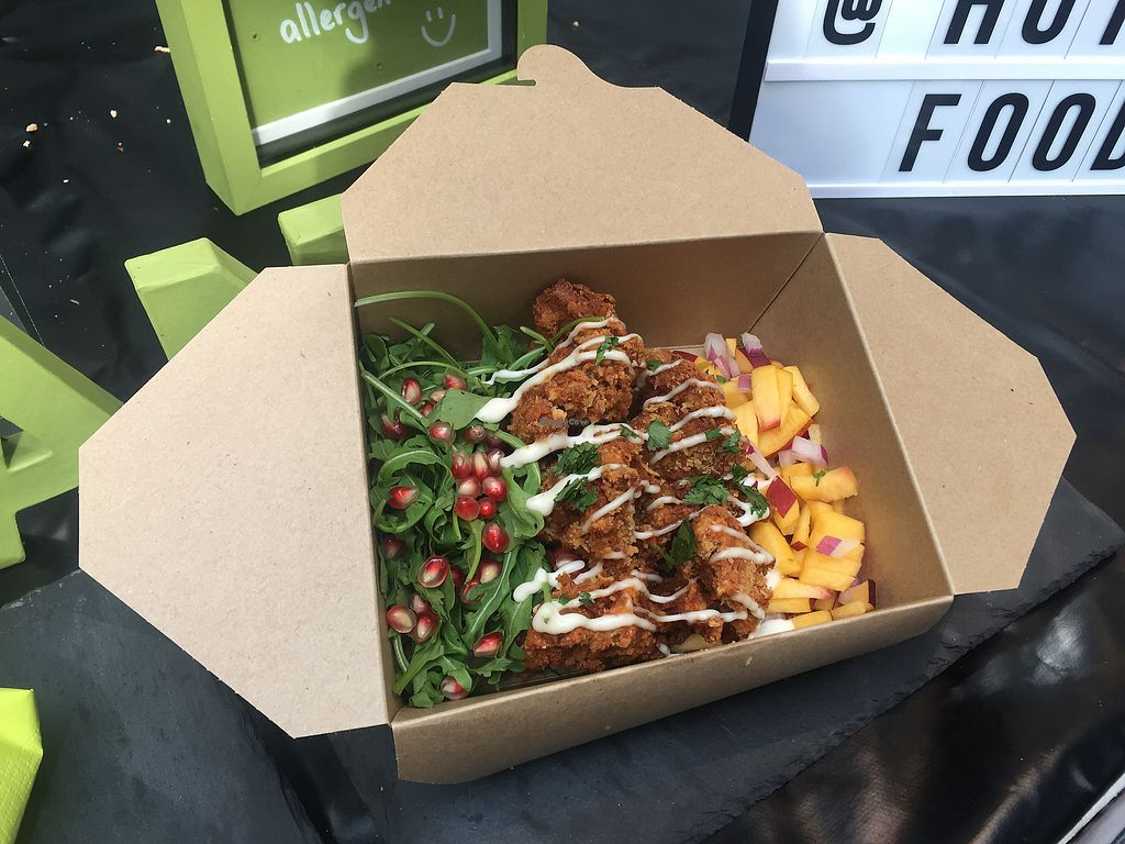 """Photo of Hutch - Market Stall  by <a href=""""/members/profile/Bea_lc"""">Bea_lc</a> <br/>close up to the salad <br/> September 25, 2017  - <a href='/contact/abuse/image/101706/308521'>Report</a>"""