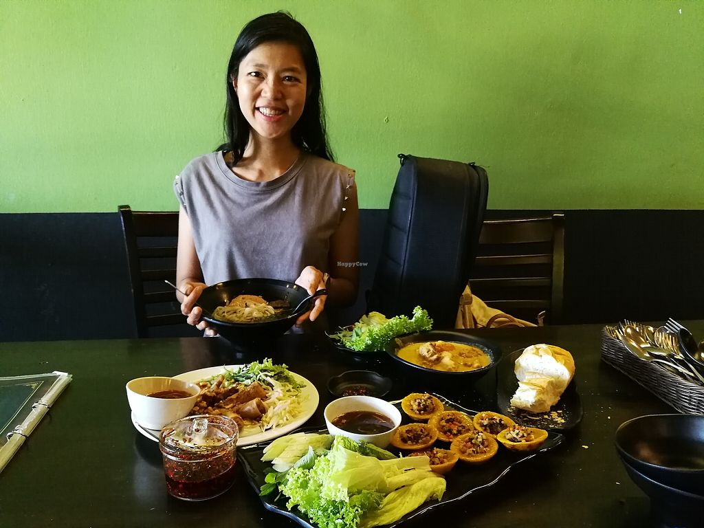"""Photo of Mimi Nguyen Cafe  by <a href=""""/members/profile/RawChefYin"""">RawChefYin</a> <br/>Mimi Nguyen's Vietgerian Restaurant <br/> April 8, 2018  - <a href='/contact/abuse/image/101766/382470'>Report</a>"""
