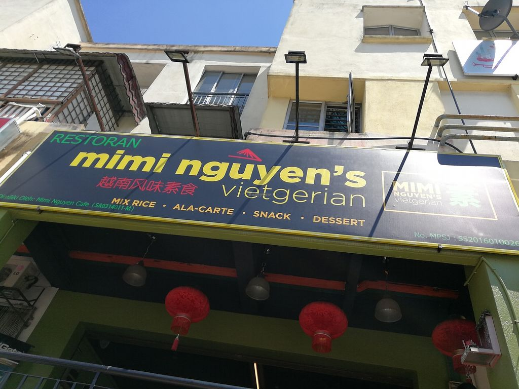 """Photo of Mimi Nguyen Cafe  by <a href=""""/members/profile/RawChefYin"""">RawChefYin</a> <br/>signboard <br/> April 8, 2018  - <a href='/contact/abuse/image/101766/382471'>Report</a>"""