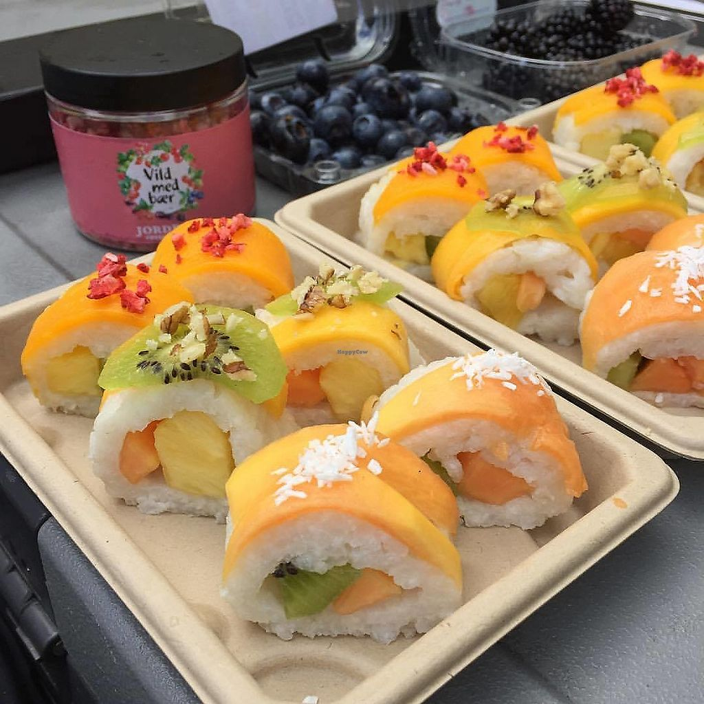 """Photo of Frushi  by <a href=""""/members/profile/Bettina"""">Bettina</a> <br/>Exotic menu <br/> September 27, 2017  - <a href='/contact/abuse/image/101776/309003'>Report</a>"""