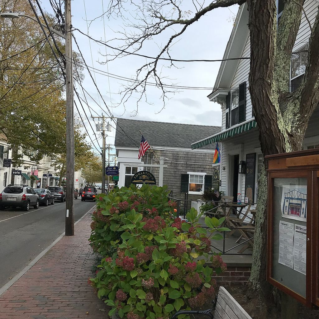 """Photo of Behind the Bookstore  by <a href=""""/members/profile/Sarah%20P"""">Sarah P</a> <br/>Street <br/> November 4, 2017  - <a href='/contact/abuse/image/101794/321833'>Report</a>"""