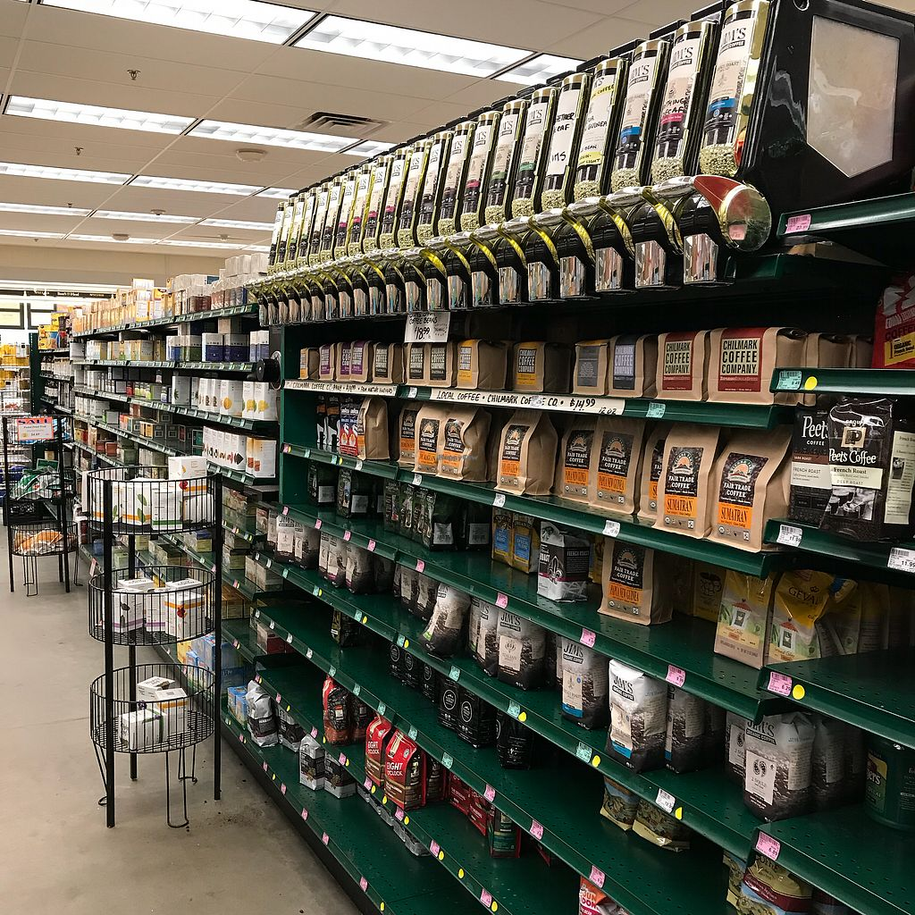"Photo of Cronig's Markets  by <a href=""/members/profile/Sarah%20P"">Sarah P</a> <br/>Coffee and tea <br/> November 11, 2017  - <a href='/contact/abuse/image/101795/324234'>Report</a>"