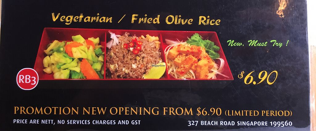 """Photo of Noodle Thai Thai Kitchen  by <a href=""""/members/profile/LaurensSG"""">LaurensSG</a> <br/>Vegetarian lunch box <br/> October 14, 2017  - <a href='/contact/abuse/image/101809/314962'>Report</a>"""