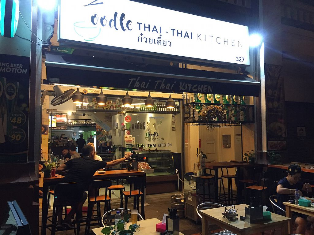 """Photo of Noodle Thai Thai Kitchen  by <a href=""""/members/profile/LaurensSG"""">LaurensSG</a> <br/>Street view <br/> October 29, 2017  - <a href='/contact/abuse/image/101809/319682'>Report</a>"""