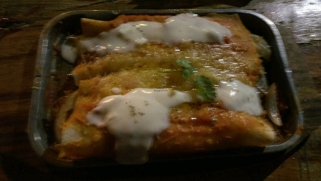 """Photo of Amigo's Mexican Restaurant  by <a href=""""/members/profile/nick4554"""">nick4554</a> <br/>vegetarian enchiladas  <br/> October 18, 2017  - <a href='/contact/abuse/image/101814/316351'>Report</a>"""