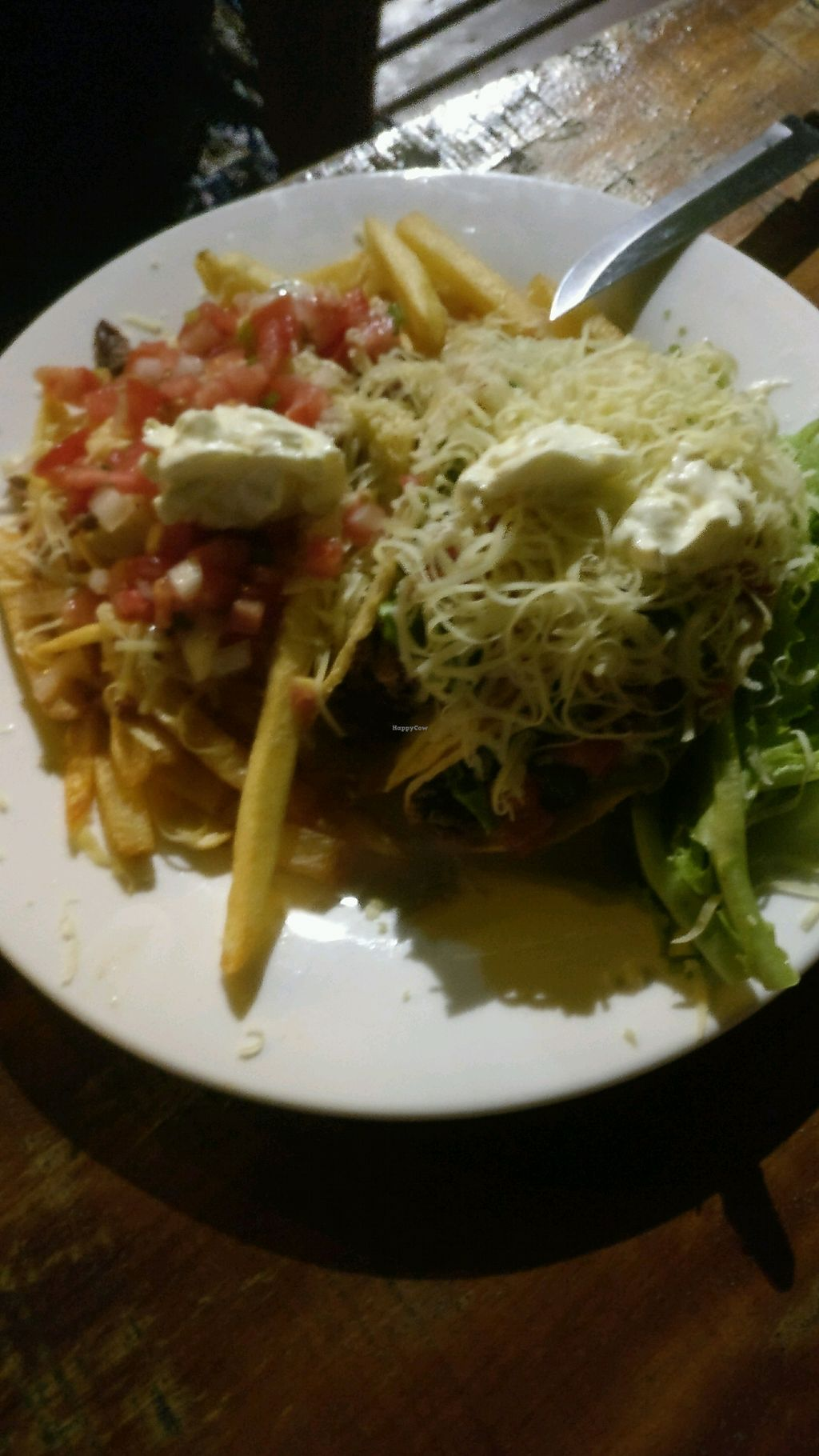 """Photo of Amigo's Mexican Restaurant  by <a href=""""/members/profile/nick4554"""">nick4554</a> <br/>vegetarian tacos <br/> October 18, 2017  - <a href='/contact/abuse/image/101814/316352'>Report</a>"""