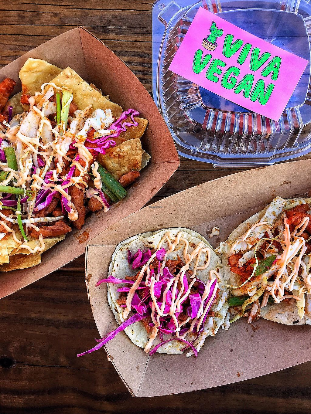 """Photo of Viva Vegan  by <a href=""""/members/profile/vegicana"""">vegicana</a> <br/>photo by @travel.seek.eat.repeat on instagram  <br/> September 27, 2017  - <a href='/contact/abuse/image/101850/309209'>Report</a>"""