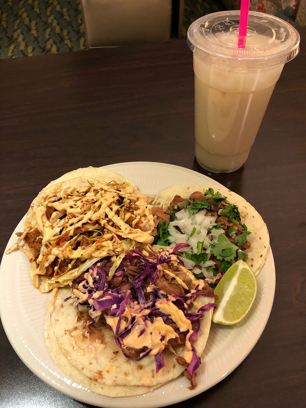 """Photo of Viva Vegan  by <a href=""""/members/profile/DanaS45"""">DanaS45</a> <br/>TACOS!!!  <br/> January 5, 2018  - <a href='/contact/abuse/image/101850/343286'>Report</a>"""