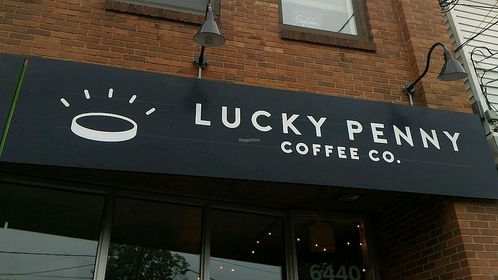 """Photo of Lucky Penny Coffee  by <a href=""""/members/profile/QuothTheRaven"""">QuothTheRaven</a> <br/>sign <br/> September 28, 2017  - <a href='/contact/abuse/image/101859/309367'>Report</a>"""