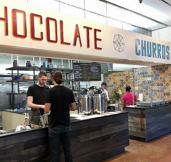 """Photo of Cocoa Cinnamon - Lakewood  by <a href=""""/members/profile/turtleveg"""">turtleveg</a> <br/>counter at Cocoa Cinnamon-Lakewood location <br/> October 9, 2017  - <a href='/contact/abuse/image/101884/313700'>Report</a>"""