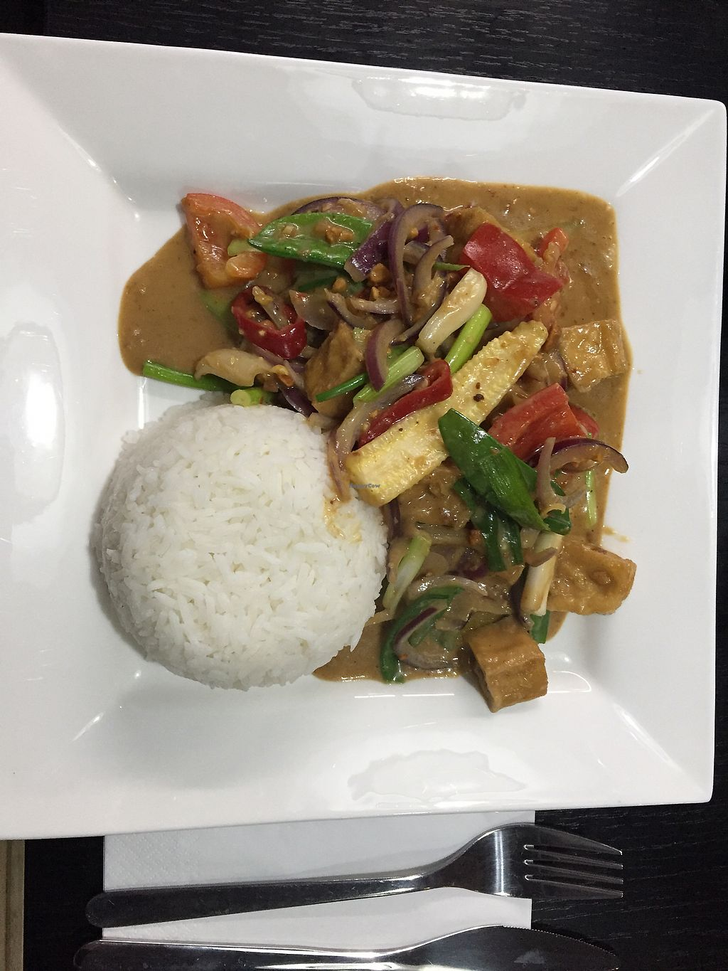 """Photo of Hx46 Cafe  by <a href=""""/members/profile/lmd06"""">lmd06</a> <br/>Satay with rice  <br/> September 29, 2017  - <a href='/contact/abuse/image/101903/309653'>Report</a>"""