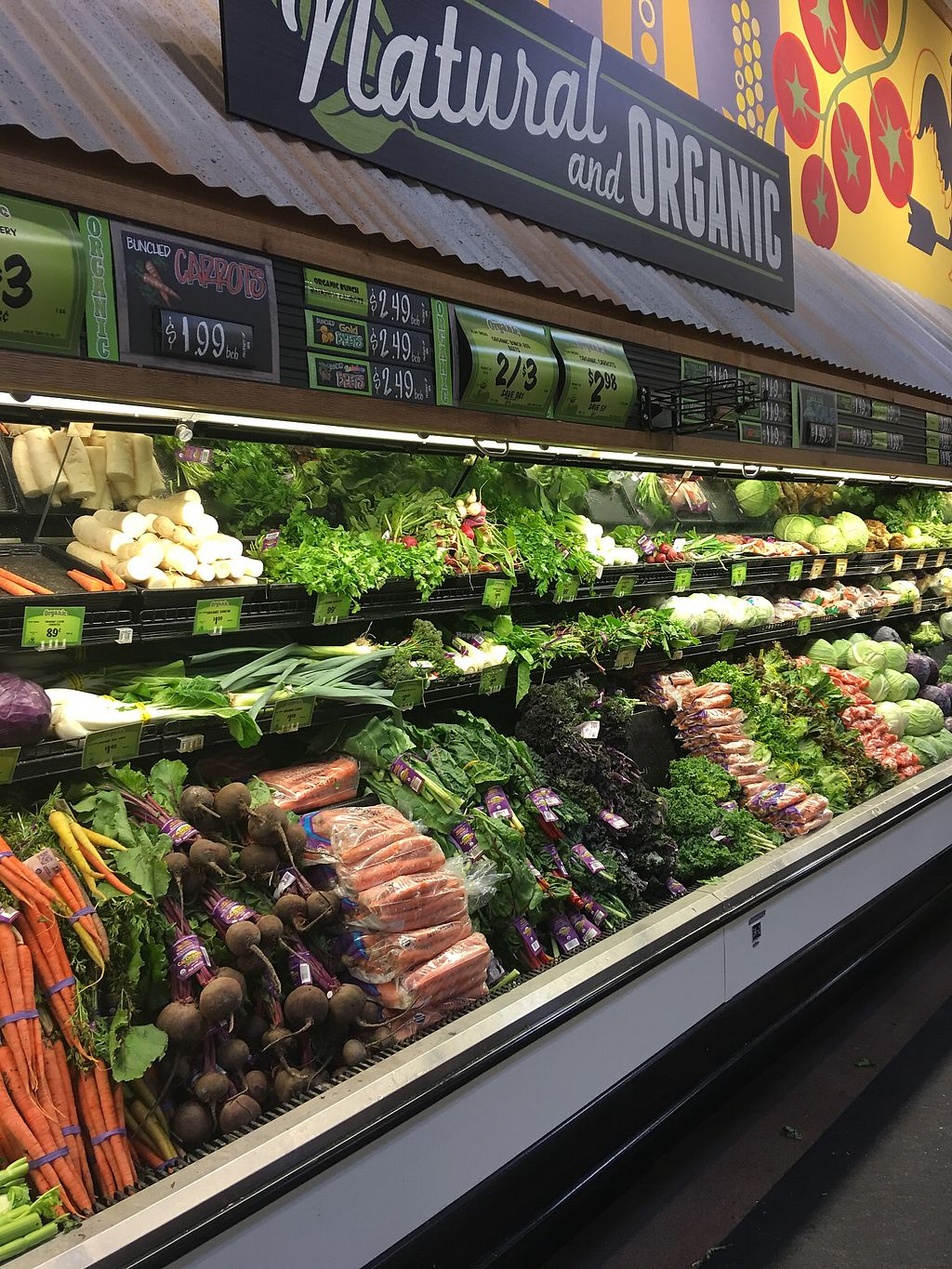 """Photo of Sprouts Farmers Market  by <a href=""""/members/profile/HeatherArmstrong"""">HeatherArmstrong</a> <br/>Produce  <br/> October 15, 2017  - <a href='/contact/abuse/image/101964/315624'>Report</a>"""