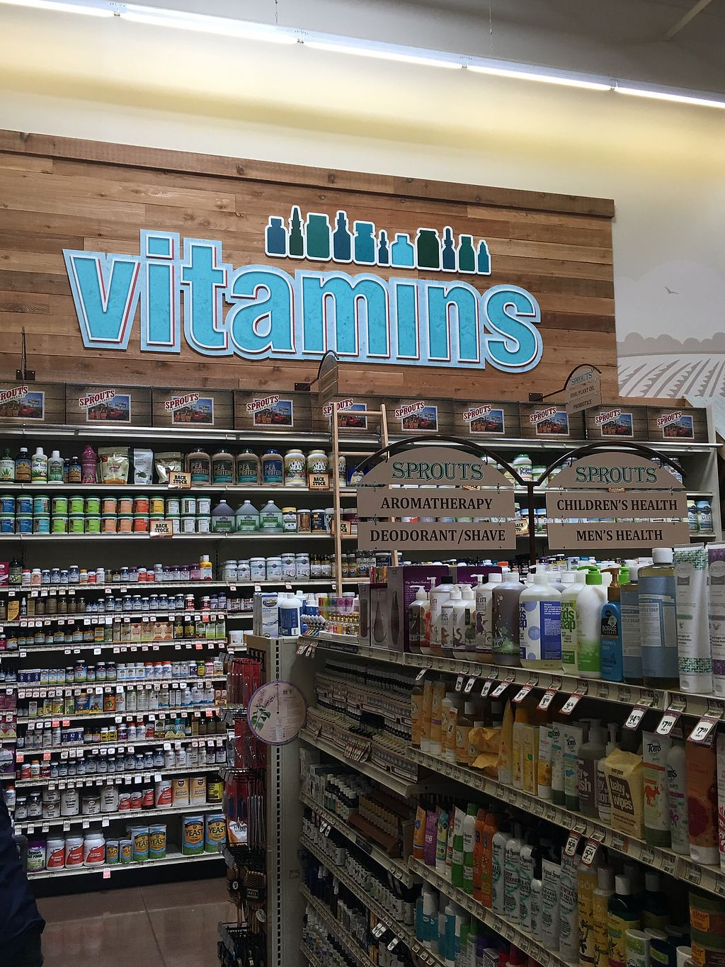 """Photo of Sprouts Farmers Market  by <a href=""""/members/profile/HeatherArmstrong"""">HeatherArmstrong</a> <br/>Health and Beauty  <br/> October 15, 2017  - <a href='/contact/abuse/image/101964/315625'>Report</a>"""