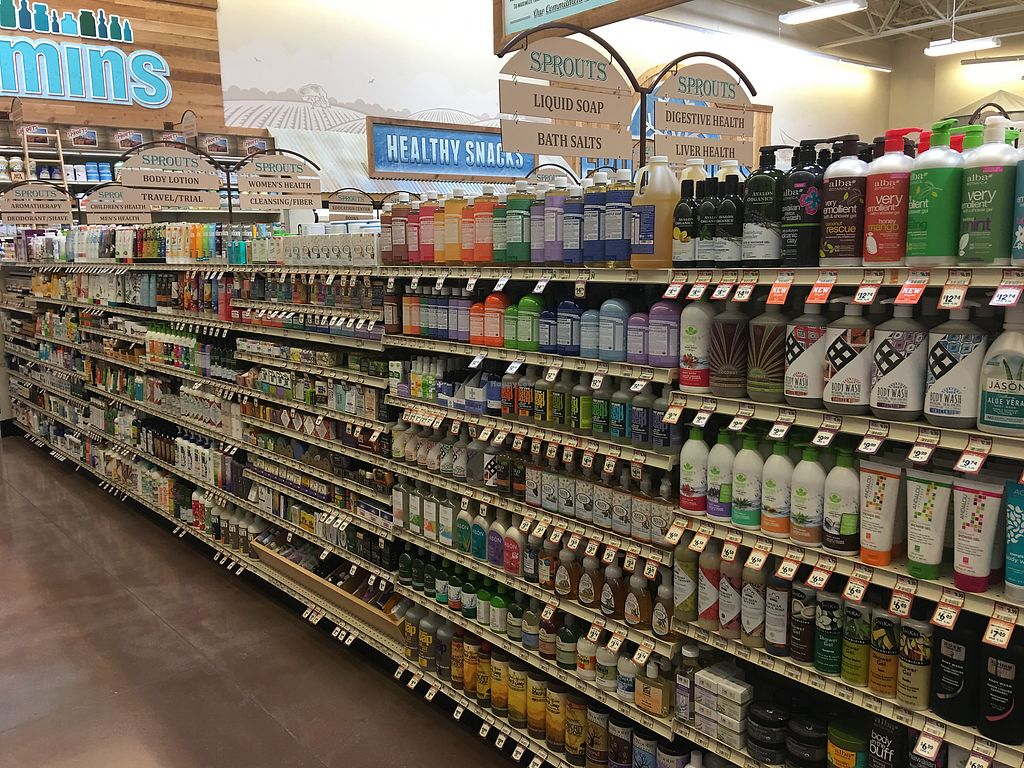 """Photo of Sprouts Farmers Market  by <a href=""""/members/profile/HeatherArmstrong"""">HeatherArmstrong</a> <br/>Health and Beauty  <br/> October 15, 2017  - <a href='/contact/abuse/image/101964/315626'>Report</a>"""