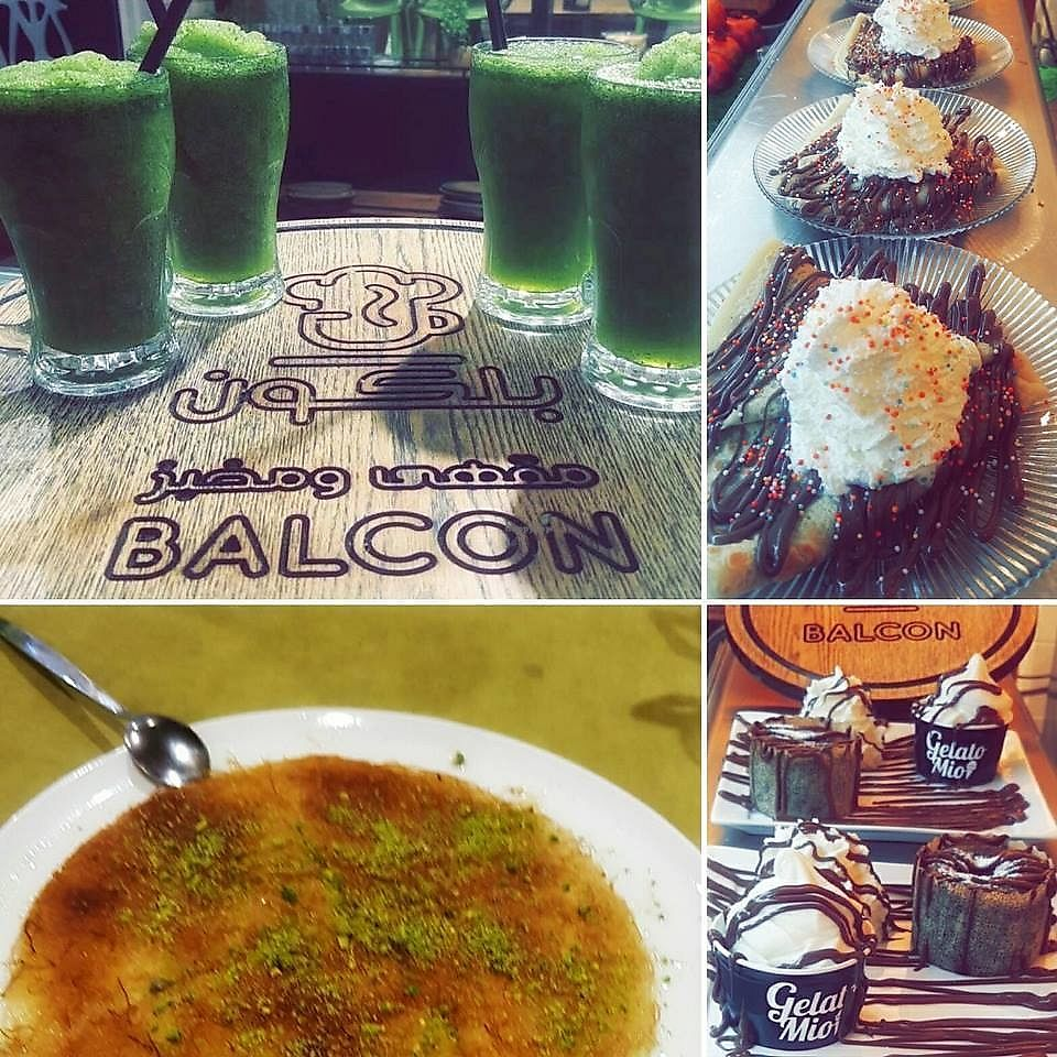"""Photo of Balcony Cafe & Bakery  by <a href=""""/members/profile/LiorLevin"""">LiorLevin</a> <br/>Sweets and deserts <br/> October 14, 2017  - <a href='/contact/abuse/image/101998/314968'>Report</a>"""