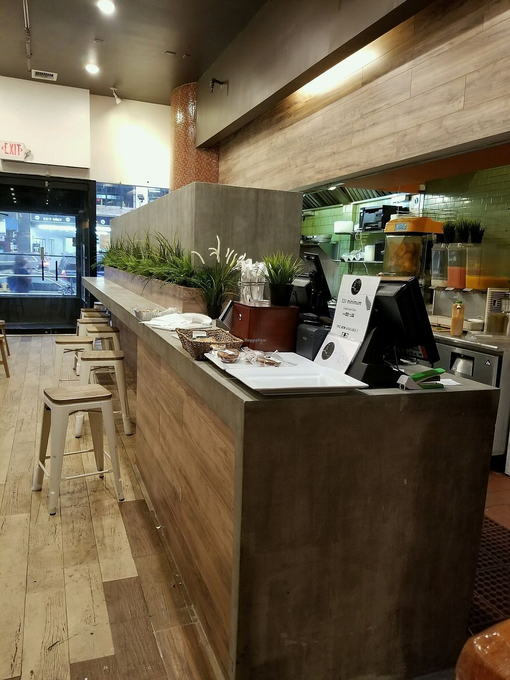 """Photo of Pick & Eat  by <a href=""""/members/profile/footprint_0"""">footprint_0</a> <br/>more seats upstairs <br/> October 8, 2017  - <a href='/contact/abuse/image/102035/312970'>Report</a>"""