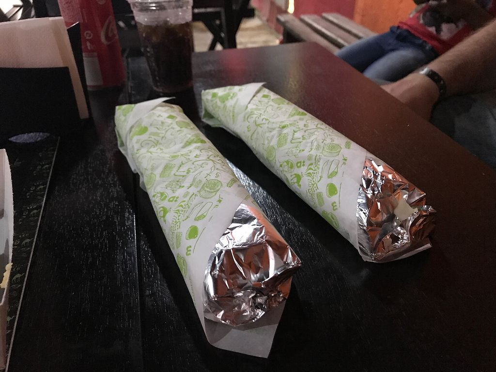 """Photo of Rockebab  by <a href=""""/members/profile/Paolla"""">Paolla</a> <br/>Falafel kebab <br/> October 1, 2017  - <a href='/contact/abuse/image/102036/310523'>Report</a>"""