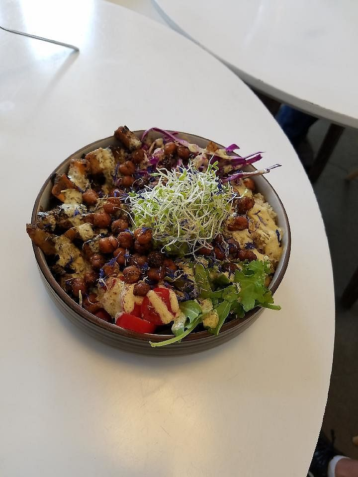 """Photo of Lavande Patisserie  by <a href=""""/members/profile/wonsue"""">wonsue</a> <br/>Buddha bowl <br/> October 6, 2017  - <a href='/contact/abuse/image/102044/312411'>Report</a>"""