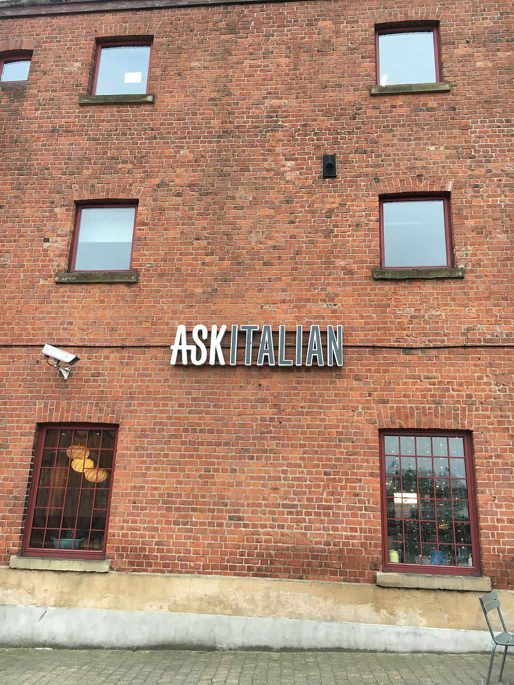 "Photo of Ask Italian  by <a href=""/members/profile/hack_man"">hack_man</a> <br/>Outside  <br/> November 17, 2017  - <a href='/contact/abuse/image/102071/326444'>Report</a>"