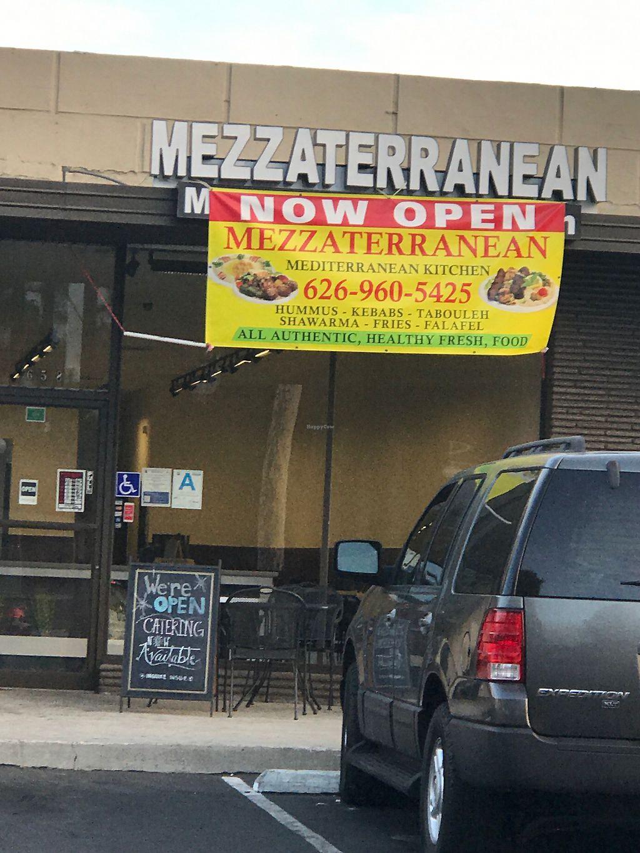 "Photo of Mezzaterranean  by <a href=""/members/profile/AlejandraRangel"">AlejandraRangel</a> <br/>Entrance <br/> November 7, 2017  - <a href='/contact/abuse/image/102085/322760'>Report</a>"