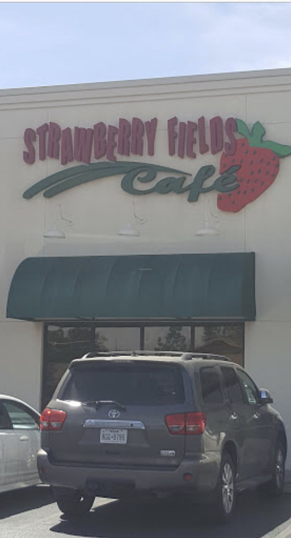 """Photo of Strawberry Fields Cafe  by <a href=""""/members/profile/ashlinmichelle7"""">ashlinmichelle7</a> <br/>Outside  <br/> April 24, 2018  - <a href='/contact/abuse/image/102109/390579'>Report</a>"""