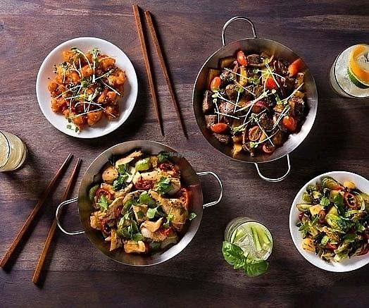 """Photo of P.F. Chang's  by <a href=""""/members/profile/PhillipPark"""">PhillipPark</a> <br/>P. F. Chang's <br/> October 3, 2017  - <a href='/contact/abuse/image/102134/311292'>Report</a>"""
