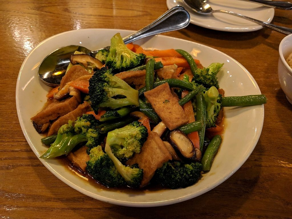 """Photo of P.F. Chang's  by <a href=""""/members/profile/PhillipPark"""">PhillipPark</a> <br/>Buddha's feast <br/> December 22, 2017  - <a href='/contact/abuse/image/102134/338028'>Report</a>"""