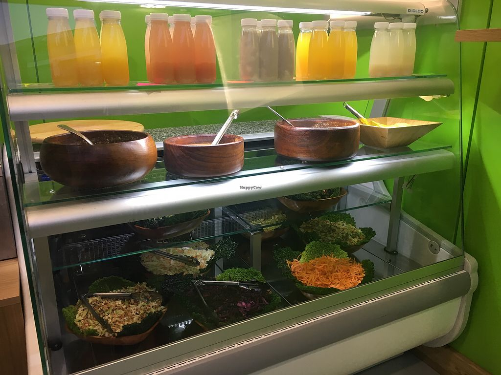 """Photo of CLOSED: Livity Kitchen  by <a href=""""/members/profile/ReshaunaRansome"""">ReshaunaRansome</a> <br/>Salads and juices  <br/> October 2, 2017  - <a href='/contact/abuse/image/102147/311123'>Report</a>"""