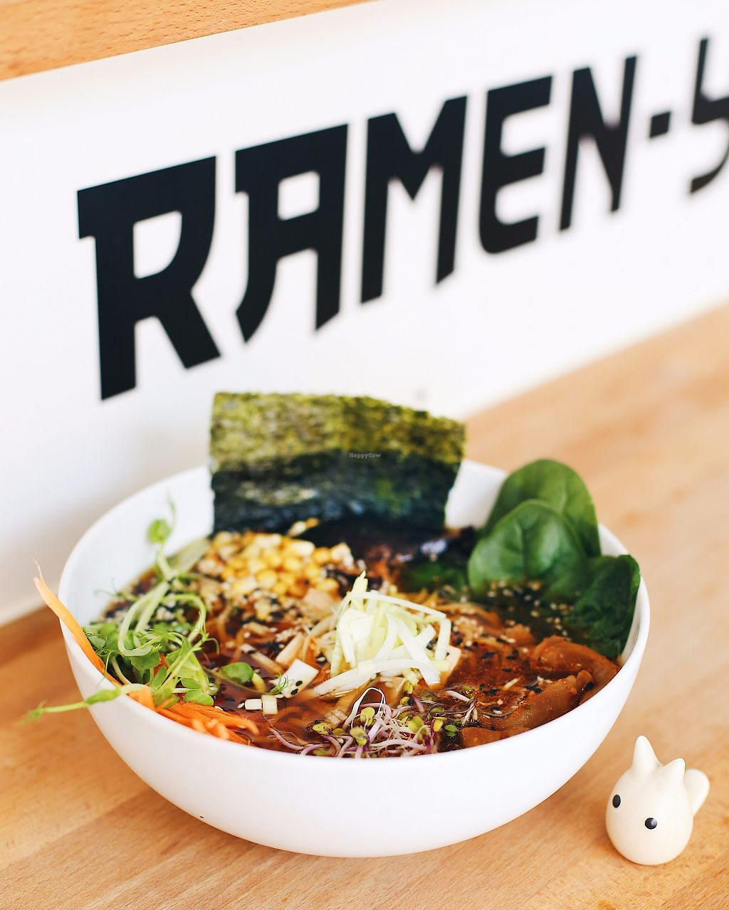 "Photo of Ramen-Ya  by <a href=""/members/profile/Fisty022"">Fisty022</a> <br/>Vegan ramen <br/> October 2, 2017  - <a href='/contact/abuse/image/102175/311184'>Report</a>"
