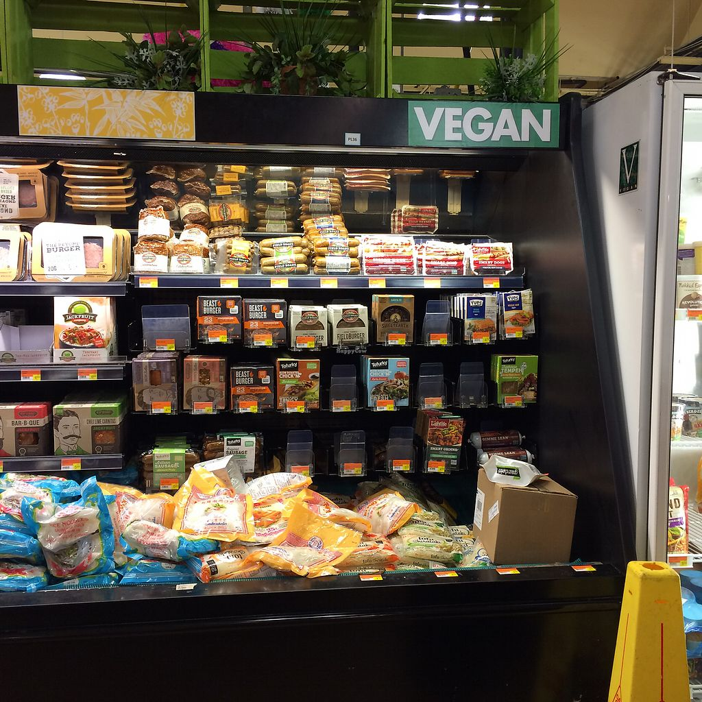 """Photo of Buford Highway Farmers Market  by <a href=""""/members/profile/KatieBush"""">KatieBush</a> <br/>vegan items <br/> October 4, 2017  - <a href='/contact/abuse/image/102231/311678'>Report</a>"""